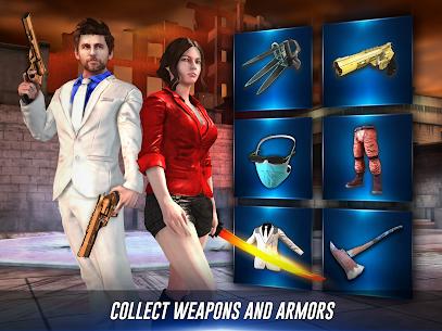 Cyber Prison 2077 MOD APK 1.3.8 (MOD MENU) Future Action Game against Virus 15