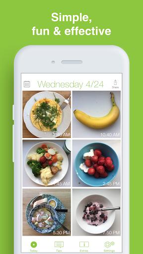 See How You Eat Food Diary App screenshot 1