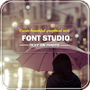 Font Studio - Photos In Text
