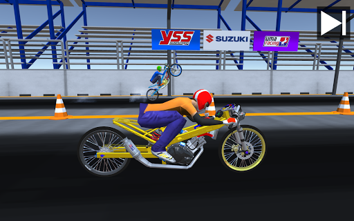 Drag King - 201m thailand racing game 2.0.2 Screenshots 7