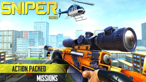 Sniper 2021 1.0.1 screenshots 6
