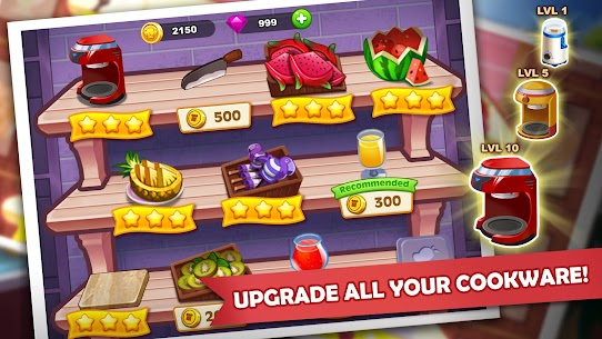 Cooking Madness – A Chef' s Restaurant Games Apk 4