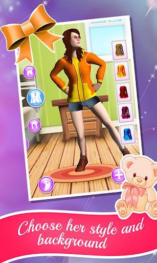 Naughty Girlfriend :pseudo app 1.44 screenshots 1