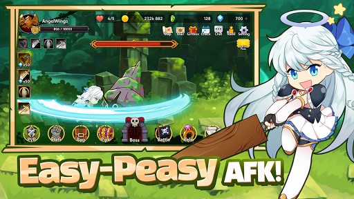 Raising Archangel: AFK Angel Adventure apkdebit screenshots 2