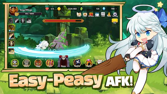 Raising Archangel: AFK Angel Adventure Full Apk İndir 2