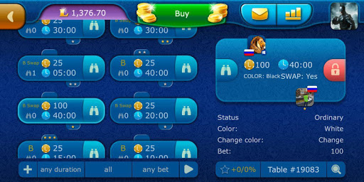Chess LiveGames - free online game for 2 players 4.00 screenshots 7