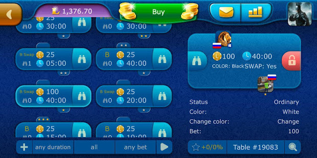 Chess LiveGames - free online game for 2 players