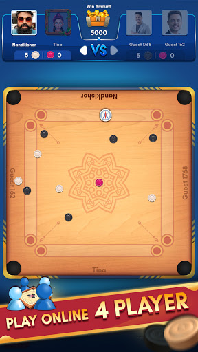 Carrom King™ - Best Online Carrom Board Pool Game 3.6.0.92 screenshots 2
