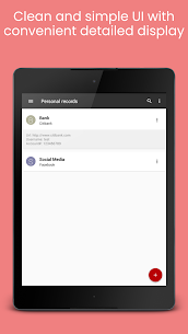 Personal Vault PRO Apk- Password Manager 4.1 (Paid) 8