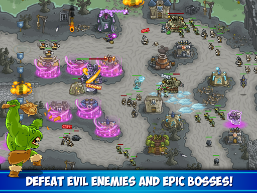 Kingdom Rush - Tower Defense Game  screenshots 11