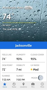 WJXT  The Weather For Pc – Free Download And Install On Windows, Linux, Mac 2