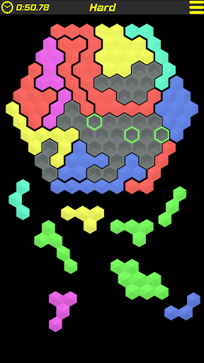 crypthex - uniquely challenging hex puzzle screenshot 2