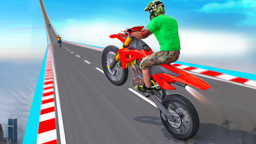 Bike Stunt Games - Bike Games apktram screenshots 1