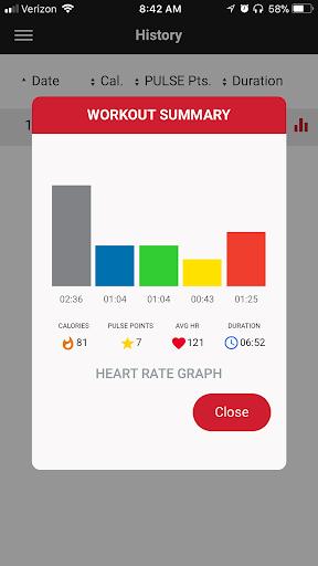 9Round Pulse screenshot 1