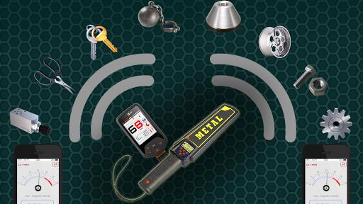 Genuine Metal Detector : Real Metal Finder App  screenshots 2