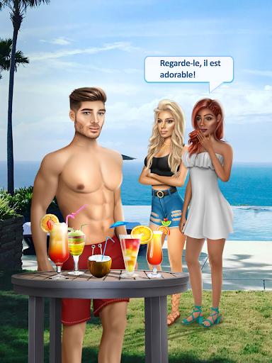 Code Triche Amour et Mensonges - Jeu d'histoire d'amour (Astuce) APK MOD screenshots 5