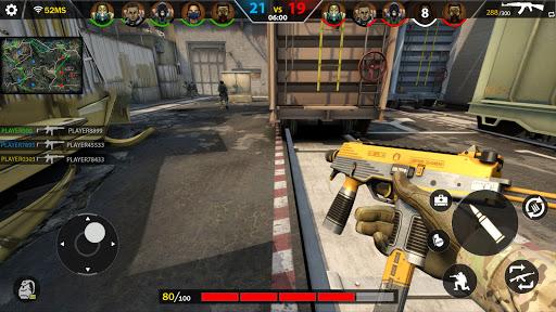 Real Commando Action Shooting Games - Gun Games 3D  APK MOD (Astuce) screenshots 3