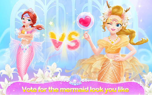 Princess Libby Little Mermaid android2mod screenshots 10