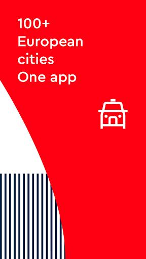 FREE NOW (mytaxi) - Taxi Booking App Apkfinish screenshots 1