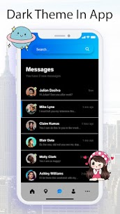 Messenger – Free Messages,Text,Call Id,Video Chat 2