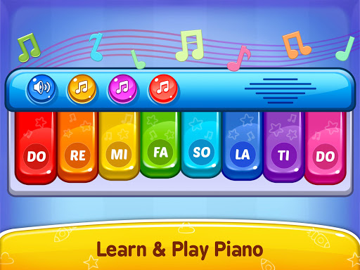 Baby Games - Piano, Baby Phone, First Words 1.3.0 screenshots 9