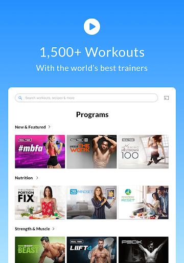 Beachbody On Demand - The Best Fitness Workouts 5.0.0 Screenshots 9