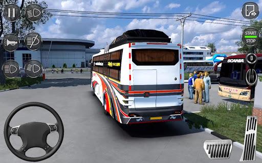 Euro Coach Bus Simulator 2020 : Bus Driving Games  Screenshots 4