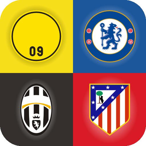 Fußball Logo-Quiz