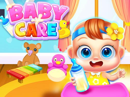 My Baby Care - Newborn Babysitter & Baby Games  screenshots 8