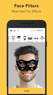 Chatspin – Random Video Chat, Talk to Strangers 3