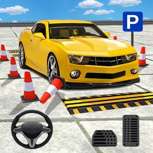 Parkoviště Simulátor - Auto hry