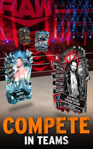 WWE SuperCard u2013 Multiplayer Card Battle Game filehippodl screenshot 11