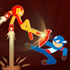 Stickman Fight Battle - Shadow Warriors - Androidアプリ