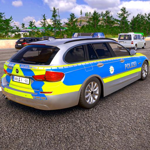 Spooky Stunt Crazy Police Parking 2020