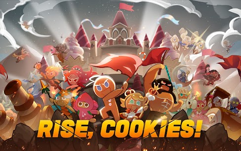 Cookie Run: Kingdom Mod 1.1.32 Apk [Unlimited Coins] 1