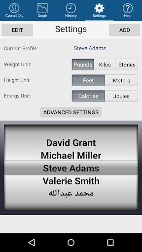 Monitor Your Weight  Screenshots 4