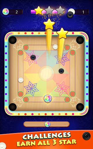 World Of Carrom : 3D Board Game android2mod screenshots 5