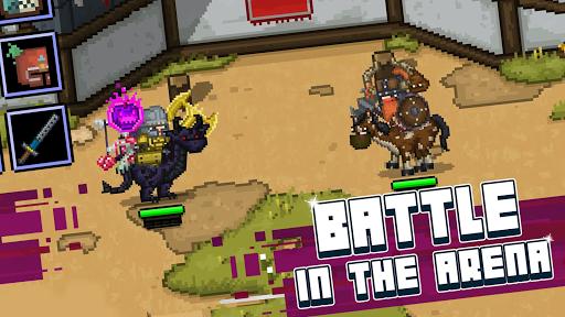 Bit Heroes: An 8-Bit Pixel RPG Quest  screenshots 4