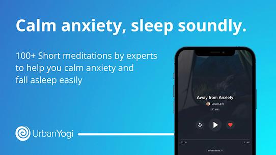 UrbanYogi – Meditate, Sleep & Relax Mod Apk v4.6.405 1