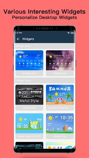 Weather - Live weather & Radar app 1.0.3.9 Screenshots 7