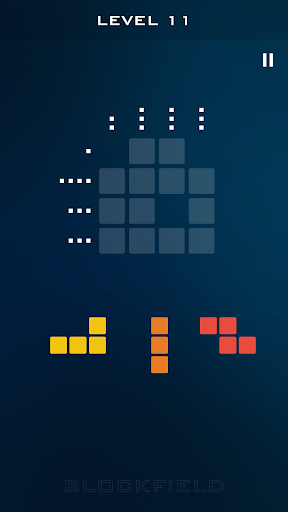 blockfield - block pieces puzzle touch simple game screenshot 1