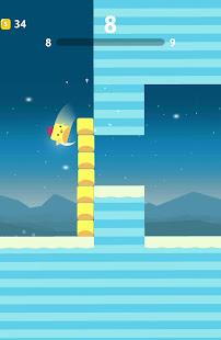Image For Stacky Bird: Hyper Casual Flying Birdie Dash Game Versi 1.0.1.61 9