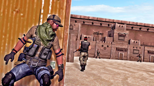 FPS Crossfire Ops Critical Mission: Shooting Games  screenshots 1