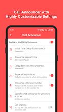 Caller Name Announcer and Flash Alerts: Hands-Free screenshot thumbnail