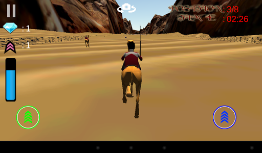 Camel race 3D For PC Windows (7, 8, 10, 10X) & Mac Computer Image Number- 14