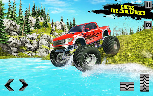 Offroad SUV Jeep Driving Games android2mod screenshots 4
