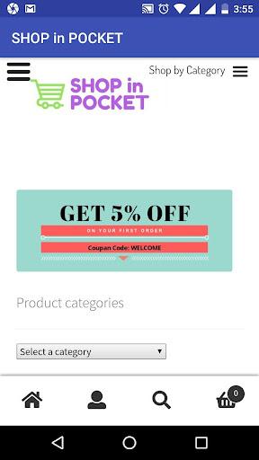 Shop in Pocket - Online Shopping App for Ambajogai 1.1.1 Screenshots 3