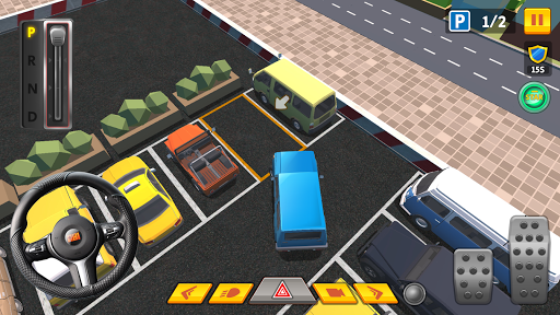 Car Parking 3D Pro : City Car Driving  screenshots 10