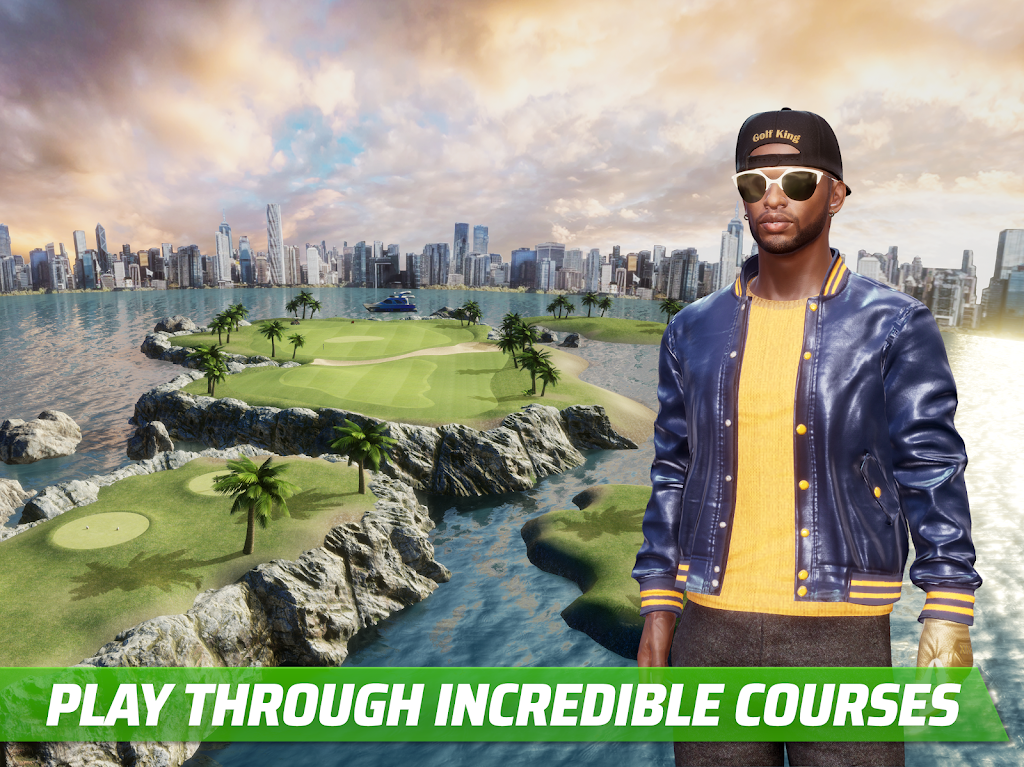 Golf King - World Tour poster 11