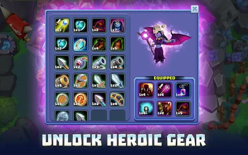 Summon Revolt: Magic Battle android2mod screenshots 8